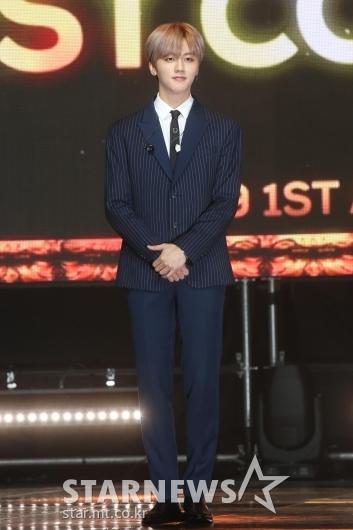 [★포토]영빈 '비주얼 아티스트'