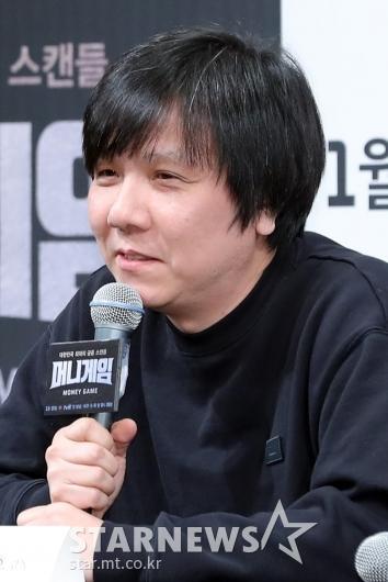 [★포토]인사말하는 김상호 PD