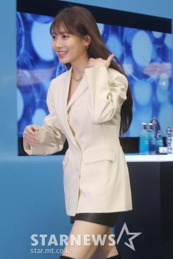 [★포토]유라 '입장은 화사하게'