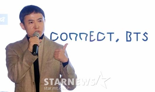 [★포토]'CONNET, BTS' 설명하는 이대형 디렉터