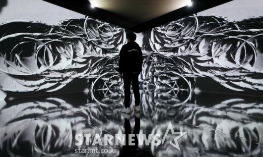 [★포토]아트와 만난 'BTS'
