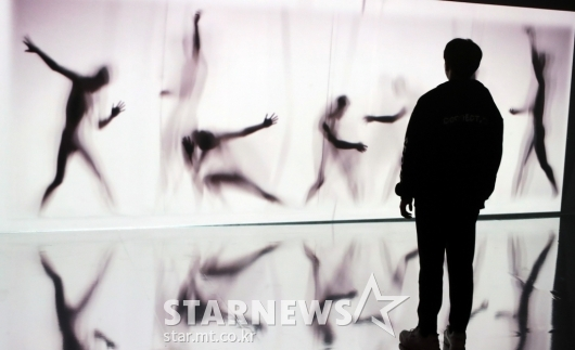 [★포토]'BTS 안무의 재해석'