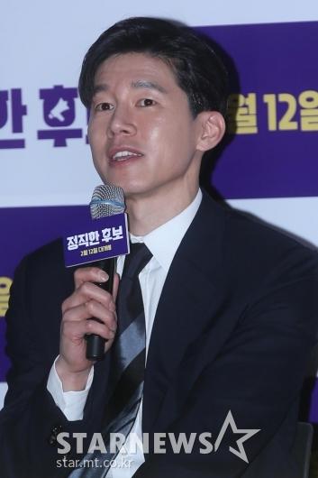 [★포토]김무열 '첫 코미디 도전'
