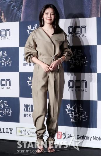 [★포토]최수영 '장르물로 브라운관 복귀'