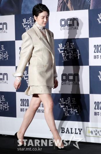 [★포토]진서연 '출산 후 첫 복귀 발걸음'