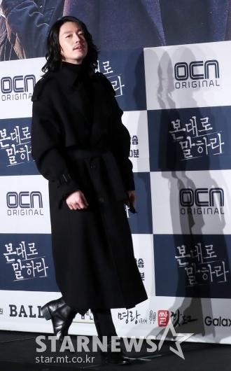 [★포토]장혁 '걷기만해도 남성잡지 화보'