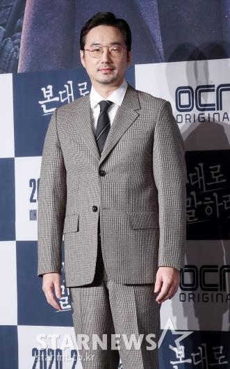 [★포토]류승수 '촬영장 내 분위기 메이커'