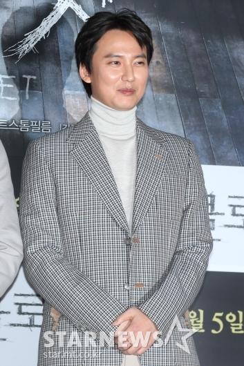 [★포토]김남길 '공손하게'