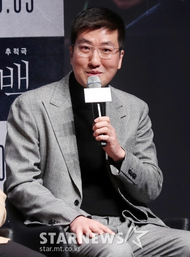 [★포토]영화 '결백'의 박상현 감독