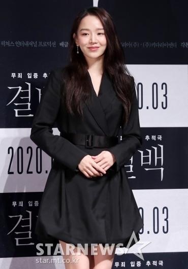 [★포토]신혜선 '결백'의 딕션 요정