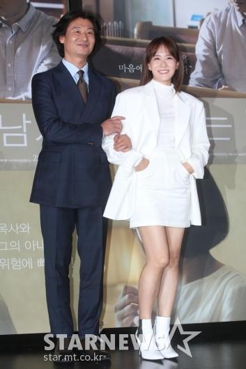 [★포토]박혁권-류현경 '진짜 부부 같죠?'