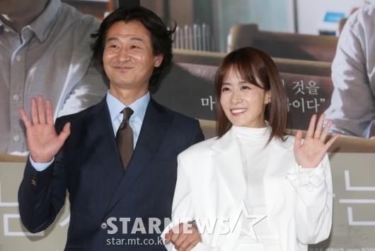 [★포토]박혁권-류현경 '사랑의 깨소금이 넘치죠?'