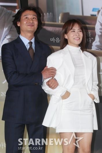 [★포토]박혁권-류현경 '진짜 부부같죠?'