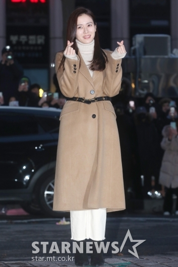 [★포토]손예진 '심쿵 여신'