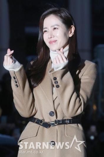 [★포토]손예진 '방부제 미모'