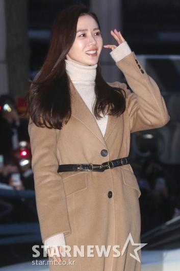 [★포토]손예진 '여전히 눈부신 그녀'