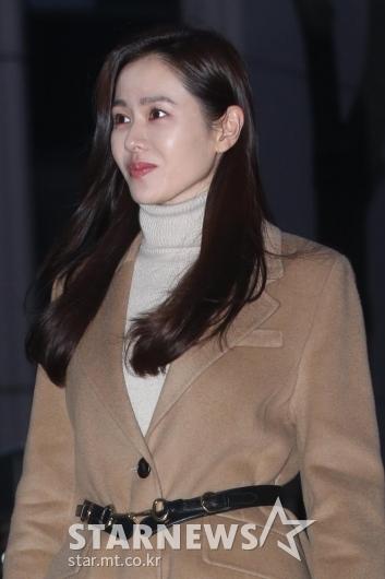[★포토]손예진 '조각 미녀'