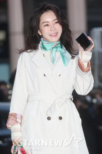 [★포토]김정난 '싱그러운 미소'