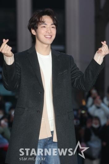[★포토]김정현 '사랑꾼의 손하트'