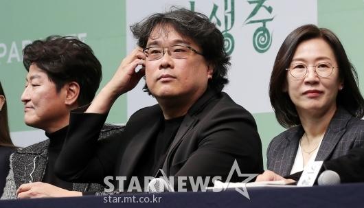 [★포토]'금의환향' 봉준호 감독