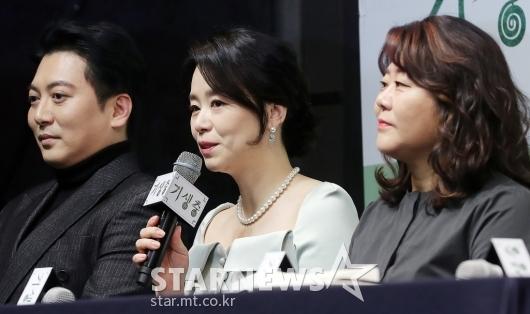 [★포토]장혜진 '너무나 큰 영광'