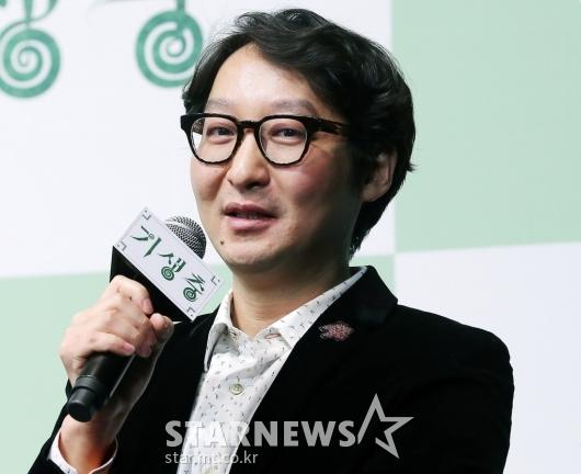[★포토]인사말 하는 '기생충' 양진모 편집감독