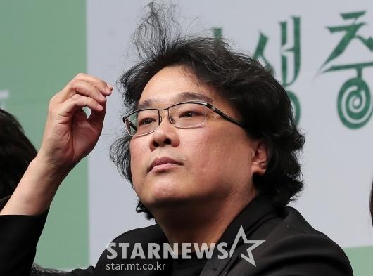 [★포토]'봉테일' 봉준호 감독