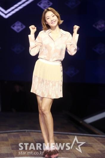 [★포토]한혜진 '내 안의 발라드 파이팅'