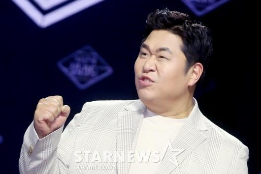[★포토]문세윤 '고음 완벽 소화'