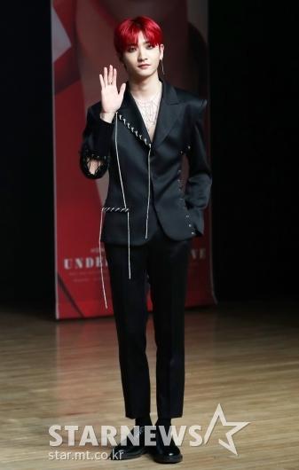 [★포토]홍은기 '남자다운 모습으로 컴백'