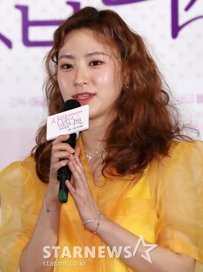[★포토]김소혜 '반갑습니다'