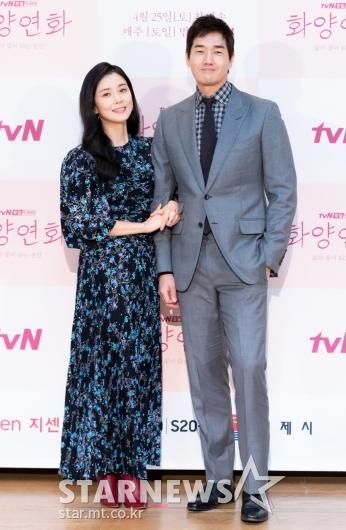 [★포토]이보영-유지태 '믿고 보는 두 배우'