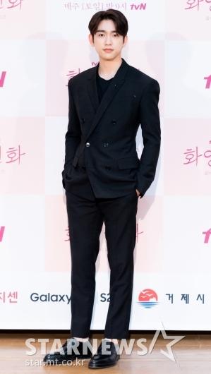 [★포토]박진영 '잘 어울리는 올블랙 패션'