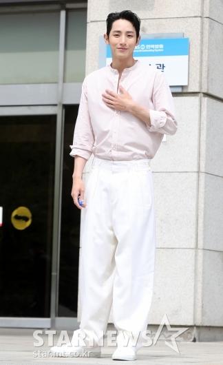 [★포토]이수혁 '비주얼 폭발'