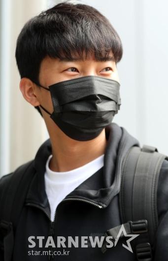 [★포토]임영웅 '마스트 뚫고 나오는 잘생김'