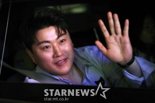 [★포토]김호중 '트바로티의 인사'