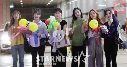 [★영상]에이프릴 '봄을 닮은 여섯소녀들'