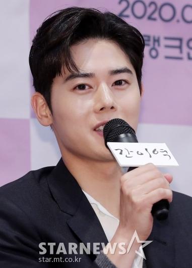 [★포토]김동준 '영화 첫 주연 맡았어요'