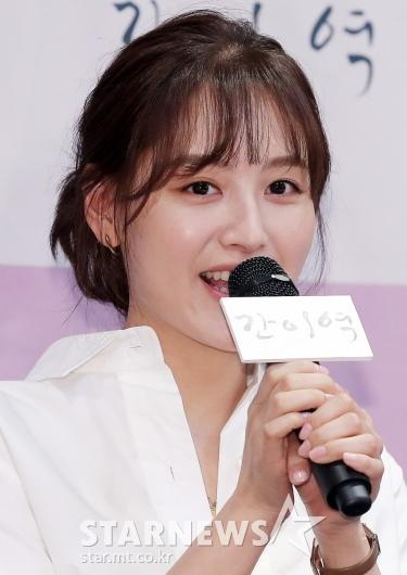 [★포토]김재경 '영화로 인사드려요'