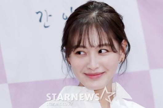 [★포토]김재경 '새침데기 미소'