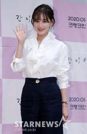 [★포토]김재경 '더 예뻐진 미모'