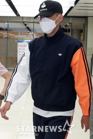 [★포토]손흥민 '검게 그을린 얼굴'