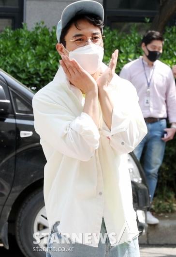 [★영상]장민호 '잘생긴 큰형'