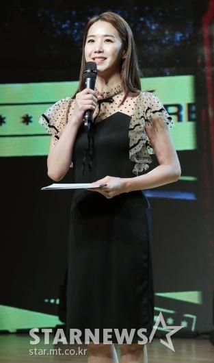 [★포토]이지애 '우아함 끝판왕'