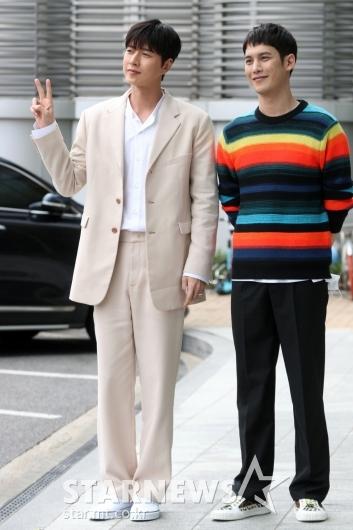 [★포토]박해진-박기웅 '멋진 두남자'