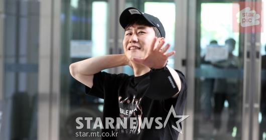 [★영상]영탁 '박폭스 오늘도 달린다!'