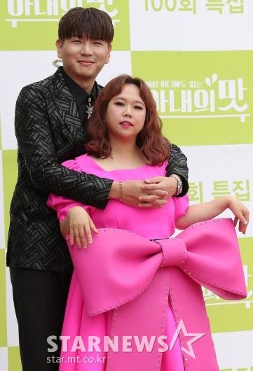 [★포토]제이쓴-홍현희 부부 '우리 사이 좋아요'