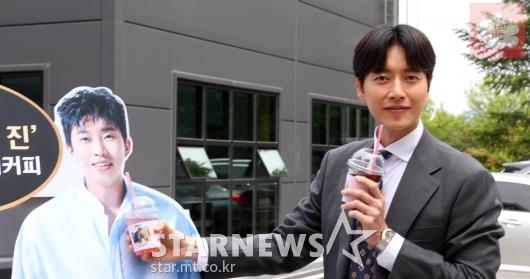 [★영상]박해진 '임영웅씨 잘 마실께요!'