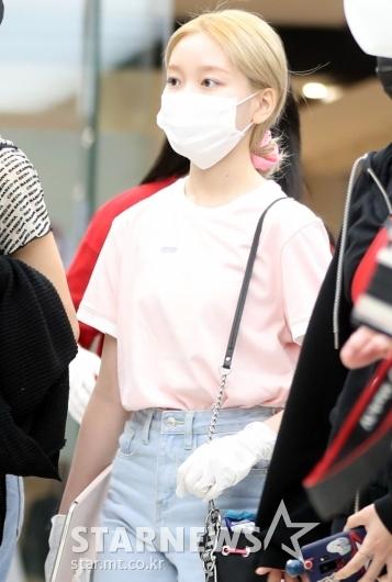[★포토]이달소 고원 '금발로 변신'