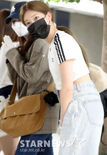 [★포토]이달소 김립 '스포티한 공항패션'